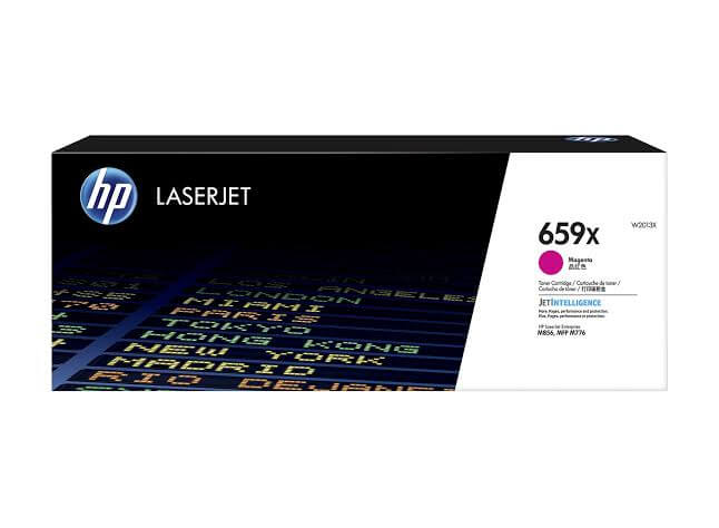 HP 659X High Yield Magenta Original LaserJet Toner Cartridge (W2013X)
