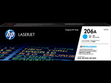 HP 206A Cyan Toner Cartridge (Original)