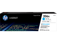 HP 206A (W2111A) Cyan Toner Cartridges