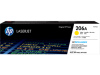 HP 206A (W2112A) Yellow Toner Cartridge