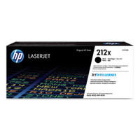 HP 212X Black Toner Cartridge (Original)