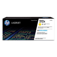 HP 212X Yellow Toner Cartridge (Original)