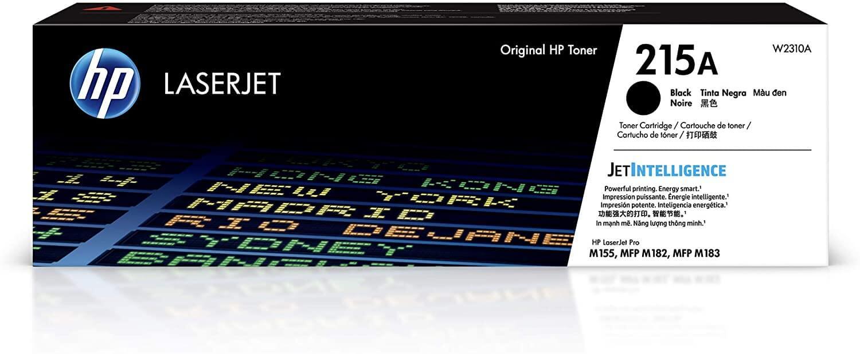 HP 215A Black Original LaserJet Toner Cartridge (W2310A)