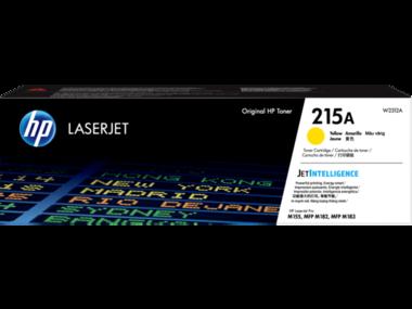 HP 215A Yellow Original LaserJet Toner Cartridge