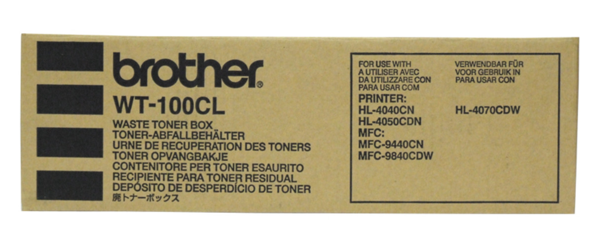 Brother WT-100CL Waste Pack