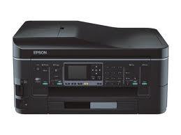 Epson Workforce 645 Inkjet Printer
