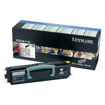 Lexmark X203 Black Toner Cartridge (Original)