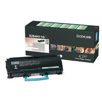 Lexmark X264H11G Black Toner Cartridge
