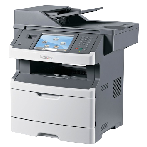 Lexmark X466de Multifunction Mono-Laser Printer