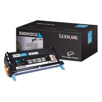 Lexmark X560H2CG Cyan Toner Cartridge