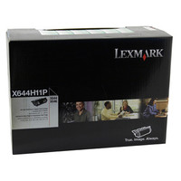 Lexmark X644H11P Black Toner Cartridge