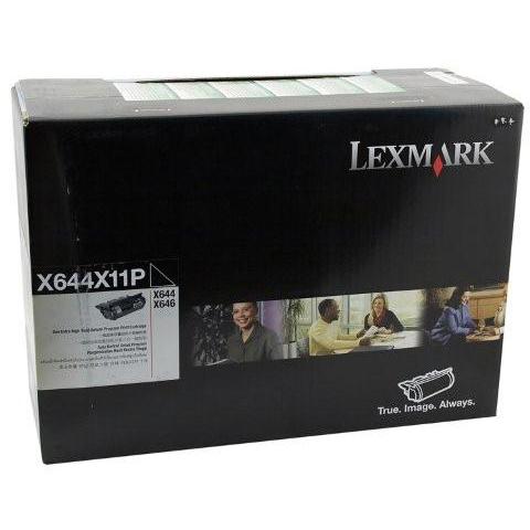 Lexmark X644 Black Toner Cartridge (Original)