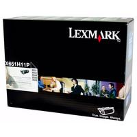 Lexmark X651H11P Black Toner Cartridge
