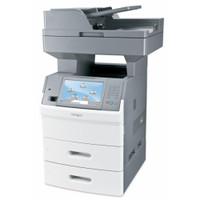 Lexmark X656DTE Multifunction Mono Laser Printer
