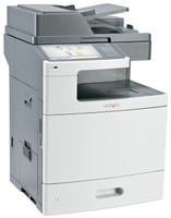 Lexmark X792de Multifunction Laser Printer