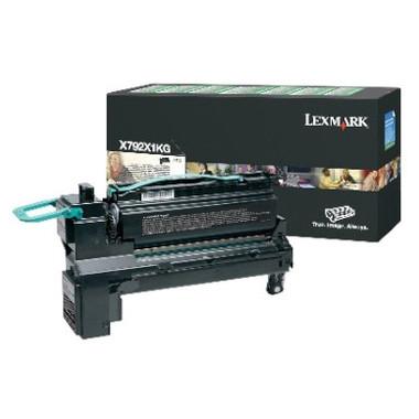 Lexmark X792 Black Toner Cartridge (Original)