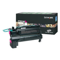 Lexmark X792X1MG Magenta Toner Cartridge - High Yield