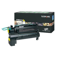 Lexmark X792 Yellow Toner Cartridge (Original)