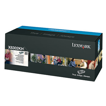 Lexmark X8302 Black Toner Cartridge (Original)