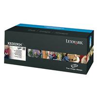 Lexmark X8302KH Black Toner Cartridge