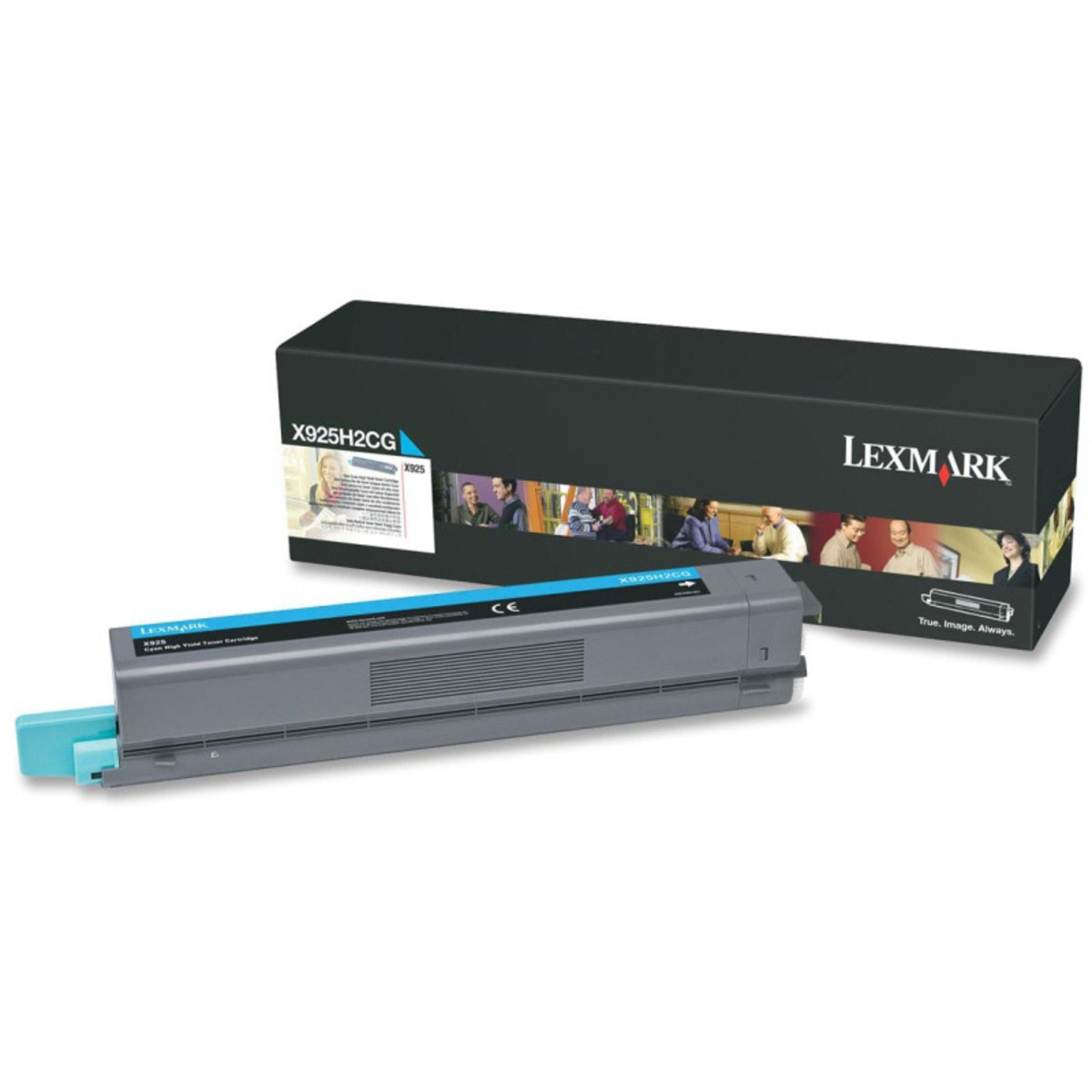 Lexmark X925H2CG Cyan Toner Cartridge - High Yield