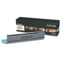 Lexmark X925H2KG Black Toner Cartridge - High Yield