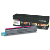 Lexmark X925H2MG Magenta Toner Cartridge - High Yield