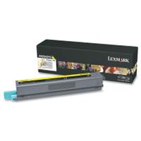 Lexmark X925 Yellow Toner Cartridge (Original)