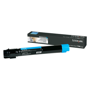 Lexmark X950 Cyan Toner Cartridge (Original)