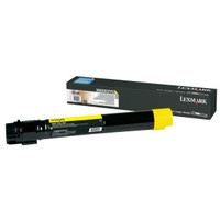 Lexmark X9502YG Yellow Toner Cartridge