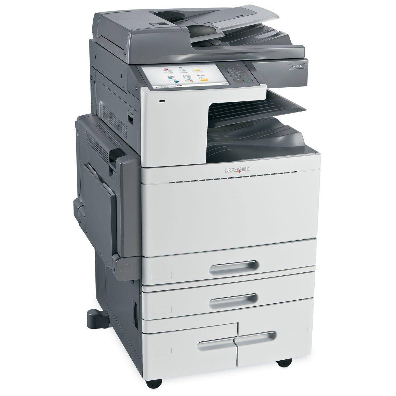 Lexmark X954dhe LED Multifunction Printer