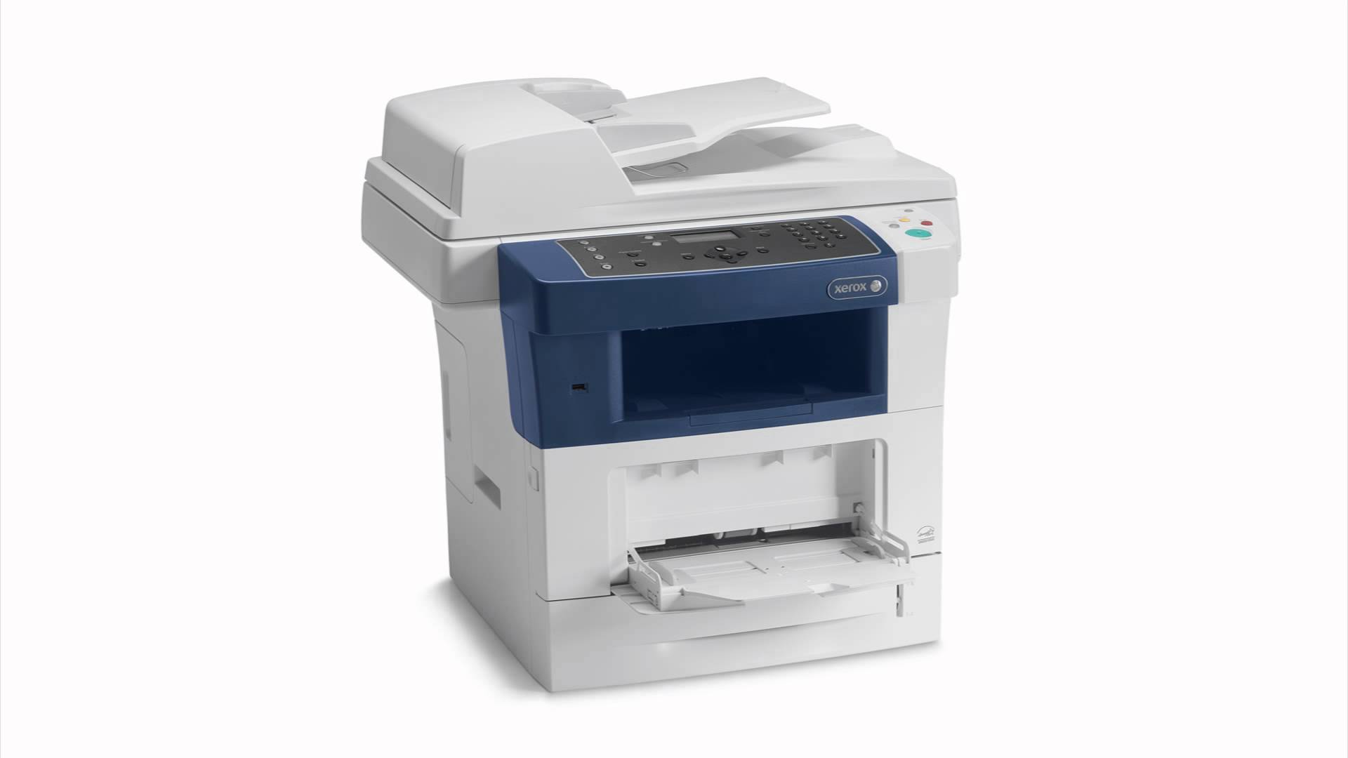Fuji Xerox WorkCentre 3550 Laser Printer