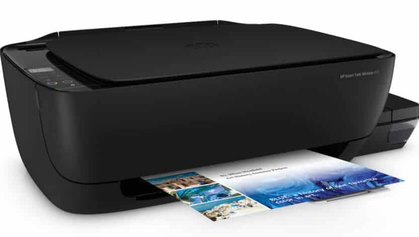 HP Smart Tank 455 Inkjet Printer