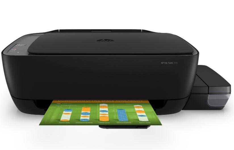 HP Ink Tank 310 Inkjet Printer