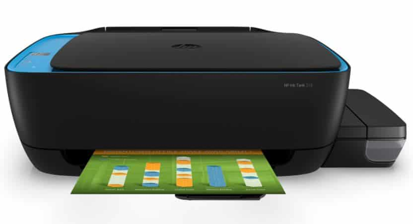 HP Ink Tank 319 Inkjet Printer