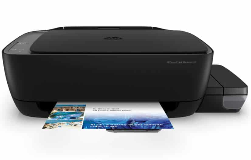 HP Smart Tank 450 Inkjet Printer