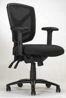 Merryfair Duro ZCHDUROARMBK office chair