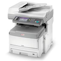 OKI MC862 Laser Printer