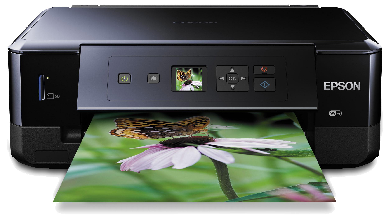 Epson Expression XP520 Inkjet Printer