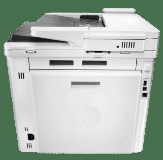 Colour Printing Without Compromise - HP Colour LaserJet Enterprise