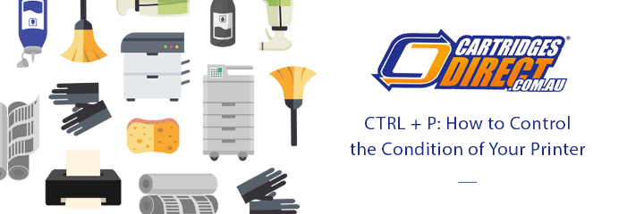 CTRL + P: How to Control the Condition of Your Printer