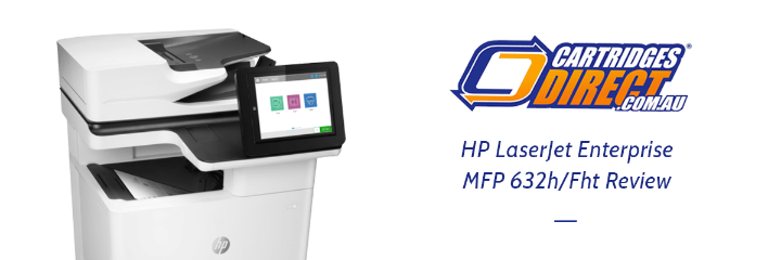 HP LaserJet Enterprise MFP 632h/fht