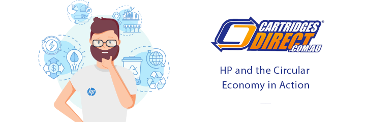 HP and the Circular Economy in Action