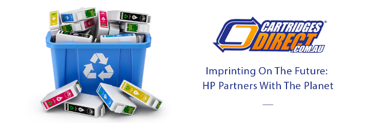 Imprinting On The Future: HP Partners With The Planet