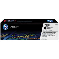 HP genuine 128A toner cartridges