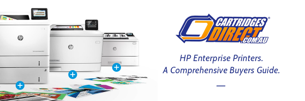 HP Enterprise Printers - Buyers Guide