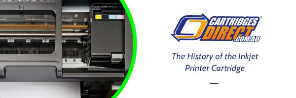The History of the Inkjet Printer Cartridge