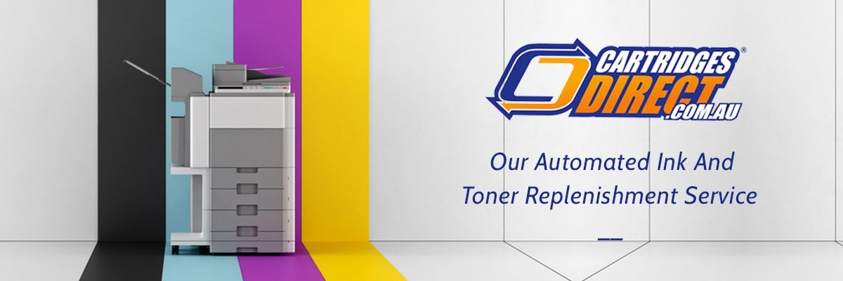 Introducing Our Automated Ink And Toner Replenishment Service