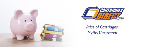 Price of Cartridges: Myths Uncovered