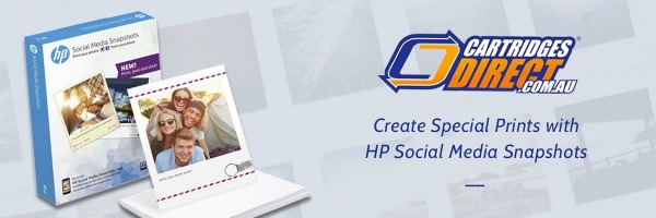 Create Special Prints with HP Social Media Snapshots